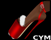 Cym Happy Claus Shoes