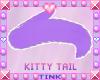Gato Tail | Purple