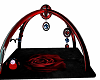 Rd Goth Rose playmat