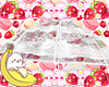 S! Doll Lace Parasol