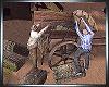Ani Zombies-Hay Wagon