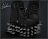 Catacombs Spiked Boots