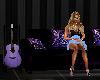 Guitar Sofa