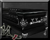 Coffin Couch - Blk Gloss