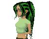 Black and Green Aima