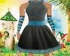 Kid Cheshire Cat Dress