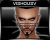 Face Chain w/ Inv Cross