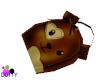 puppy purse chocolate