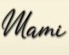 Mami head sign