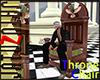 Throne Greek'sChair Wood