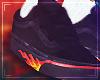 ♛ Flame Skates .sock