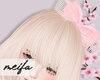 🌸 Bow Plaid-Pink F