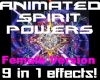 (S)Spirit Super Powers-F