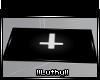 |L| Inver. Cross Doormat