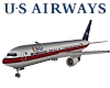 Plane US AIRWAYS