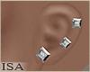 (ISA)V-Night Earings