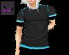 Icy Black T-shirt