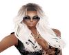 Hair Blond Platinum Liz