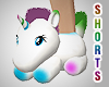 Male Unicorn Slippers