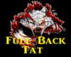 Wolf Back Tat