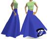Flutter Skirt mesh