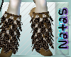 tribal boots male