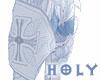 Holy Paladin Right Leg P