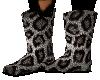 Cat Fur Boots