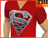 Superman Red Tee: TIH