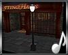 *4aS* Pub Street Lamp