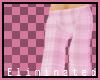 Pink Plaid Bermuda