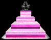 ~ES~WEDDING Cake Pink
