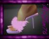 Boudoir Slippers Pink