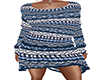 ~N~ Blue Sweater Dress