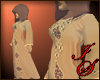 Abaya SandyCream Diamond