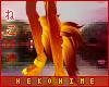 [HIME] Pyro Leg Fur