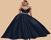 Navy Evening Gown