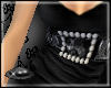 :T: Glam belt ~ black