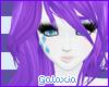 ☽  EQG Rarity hair v2
