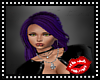 Wicked Purple Shirlene