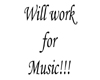 {SS} Will Work for music