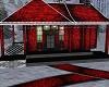 !christmas cabin