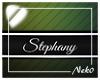 *NK* Stephany (Sign)
