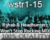 R3hab - Won'tStopRocking