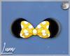 𝕯| Minnie Ears Yellow