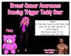 BCA Pinky Trigger Bear