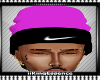 *K* Purple  Beanie