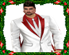 AS*CHRISTMAS SUIT WHITE