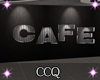 [CCQ]NC:Cafe 3D Sign