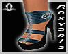 *RX* Diamond Shoes Blue